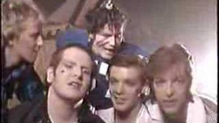 Watch Adam Ant Ant Rap video