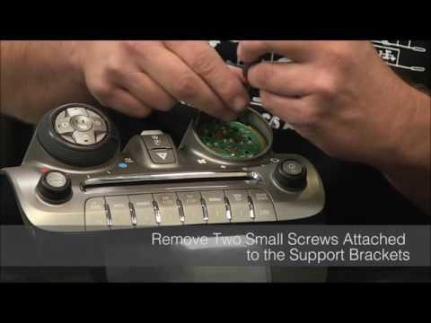 NEW!! PAC Audio 5th Gen Camaro Dash Kit Installation