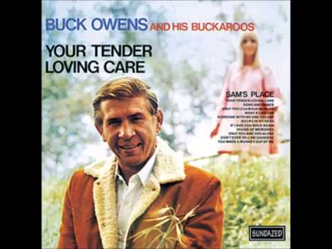 Buck Owens - Rocks In My Head