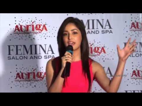 Launch of Femina Salon And Spa New Magazine- Yami Gautam