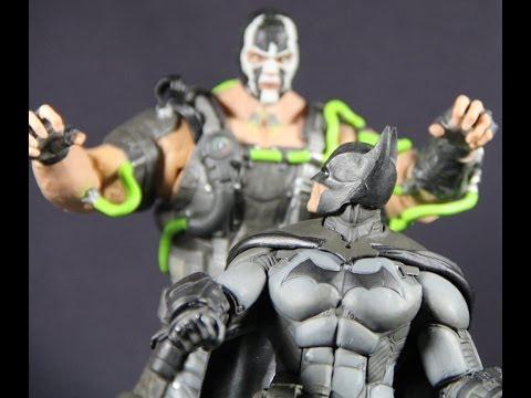 DC Collectibles Arkham Origins Batman Figure Review