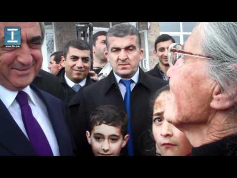 ՀՀԿ քարոզարշավը Ազատանում վերածվեց բողոքի արշավի