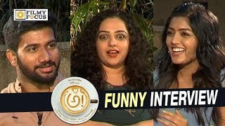 Awe Movie Team Interview about Success || Prashanth, Nithya Menen, Eesha Rebba