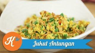 Resep Jukut Antungan (Balinese Creamy Long Bean Salad Recipe) | ARI GALIH