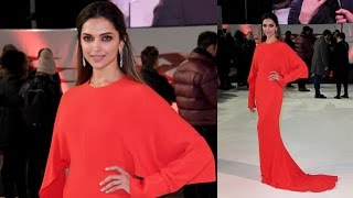 Deepika Padukone's Look At The London Premiere Of XXX: The Return Of Xander Cage Was BORING