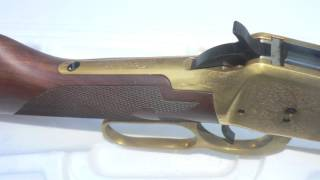OLIVER WINCHESTER RIFLE 38X55