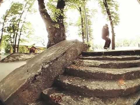 A° | Aste Skateboards | Mini SD | Tony Nykänen & Ron Modig