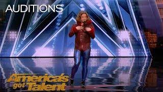 Alex Hooper: Professional Roaster Insults The AGT Judges - America's Got Talent 2018