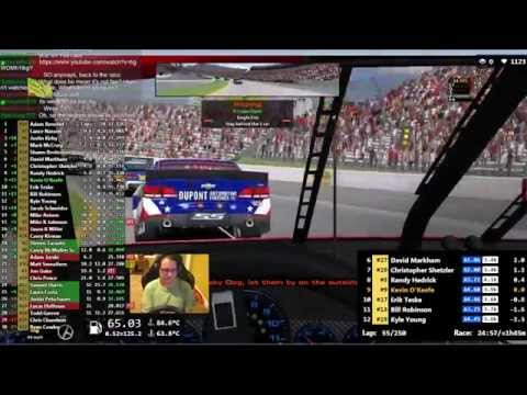 Goody's Headache Relief Shot 500 Martinsville - 2014 Iracing Nascar Series
