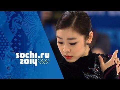 "Download  Yuna Kim's Free Skate to ""Adios Nonino"" at Sochi 2014 Winter Olympics Gratis, download lagu terbaru"