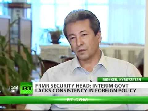 'Ascetic vital to stop ethnic clashes, clear political mess in Kyrgyzstan'