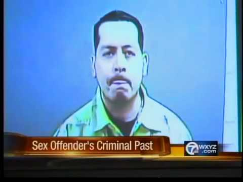 A registered sex offender who is already in trouble with the law is facing ...