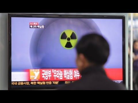 North Korea Vows to Nuke Us