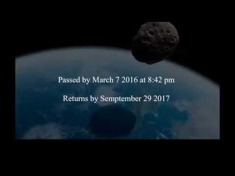 Asteroid 2013 TX68 (Impact)