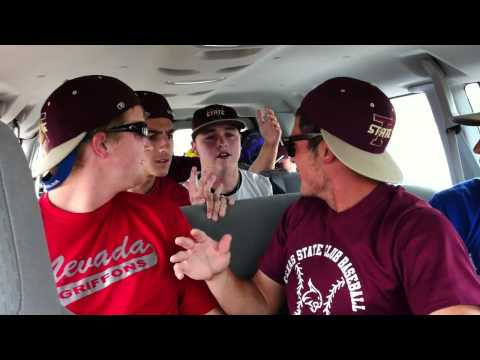 Texas State Call Me Maybe Harvard Baseball Parody/Bagel Dance