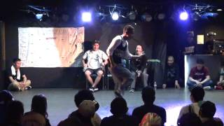 BLACK JAM vol.2 【JUDGE SOLO】TETSU-G ( FAB 5 BOOGZ )
