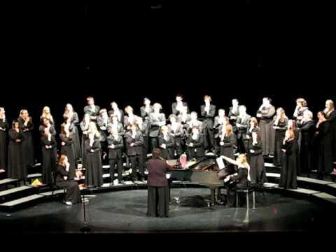 2010-05-20 16 NHSS Spring Concert-Concert Choir-Jabberwocky.AVI