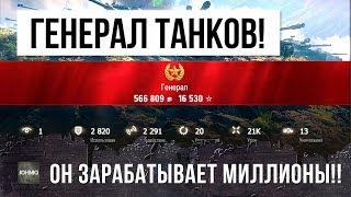 ГЕНЕРАЛ ТАНКОВ - ВОТ, ЧТО БЫВАЕТ КОГДА КИБЕРСПОРТСМЕН ПОПАДАЕТ НА ЛИНИЮ ФРОНТА WORLD OF TANKS!