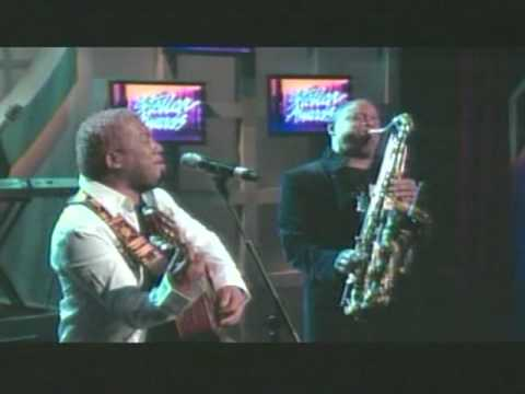 FALLING IN LOVE WITH JESUS - JONATHAN BUTLER&KIRK WHALUM