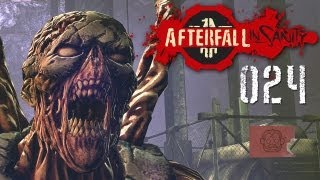 Let's Play Afterfall: Insanity #024 - Hetzjagd [deutsch] [720p]