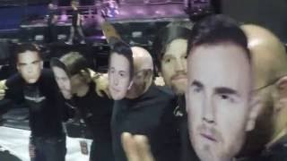 TT Take That Backstage ..