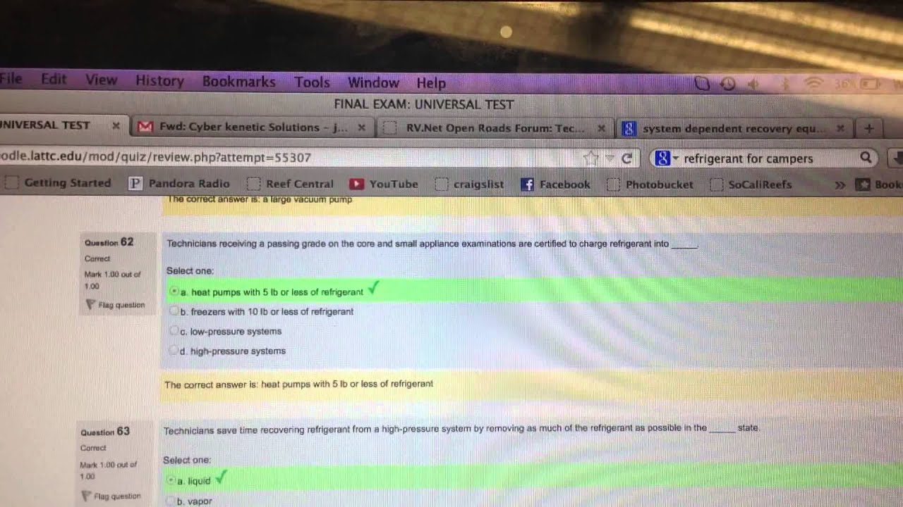 Epa Universal Exam Youtube