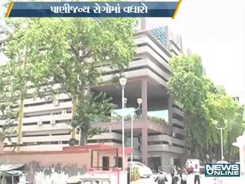 Pandemic an increase into the  Ahmedabad city