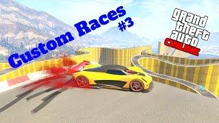 Golden Lake Race: GTA 5 Custom Races 3