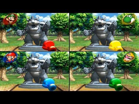 Mario Party 8 - Goomba's Booty Boardwalk - Party Mode thumbnail