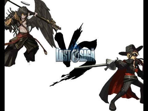 Lucifer vs Zorro Korean Lost Saga