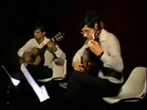 Recuerdo de la Alhambra Edson Lopes e Roberto Colchiesqui