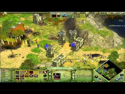 Age Of Mythology The Titans - Mission 10 - Making Amends