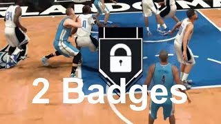 DOWN 4 WITH 26 SECONDS LEFT!! Unlocked 2 Badges in the Same Game! NBA 2K17 MyCareer #12