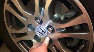 How to Change Front Brake Pads and Rotors on a 2011-2015 Honda Odyssey EXL