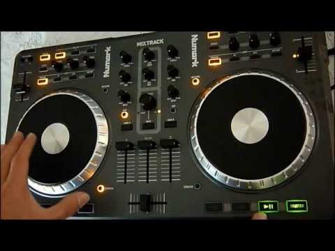 La Tienda del DJ: Consola de DJ Numark Mixtrack