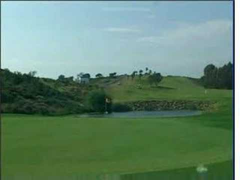 Golf Holiday Castro Marim Golf Club GolfShots? Video