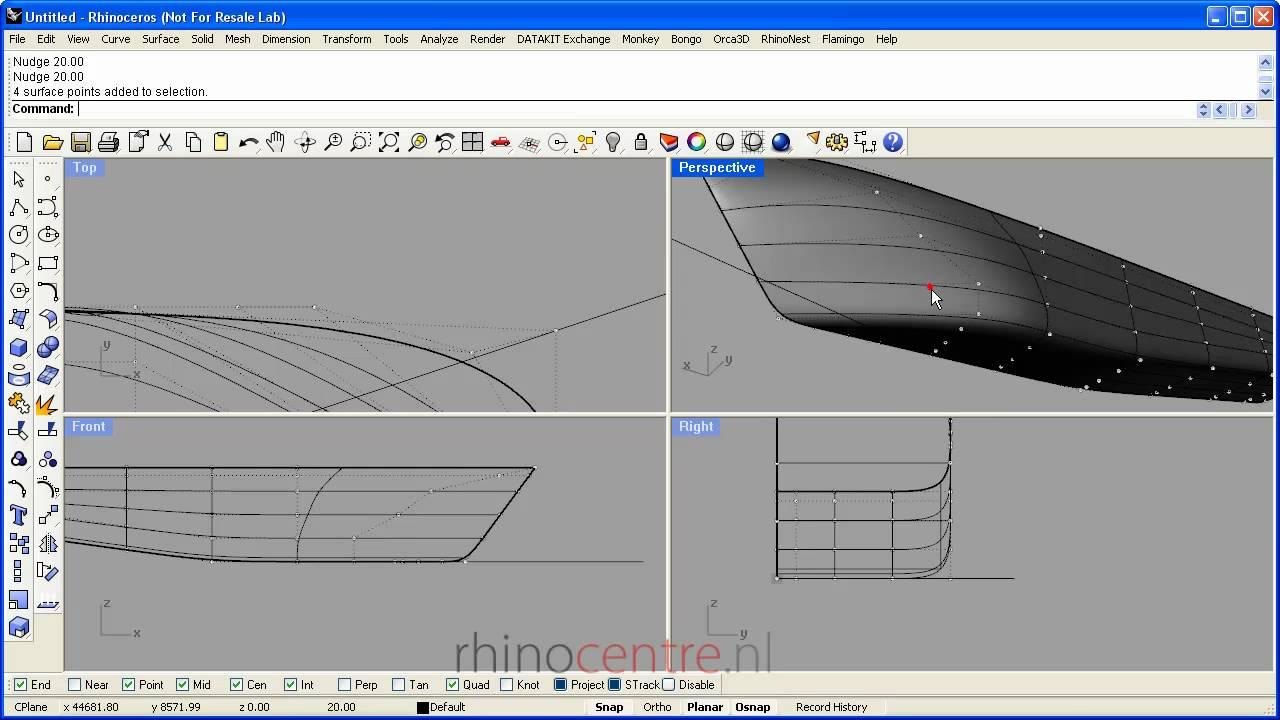 Boat Software Design