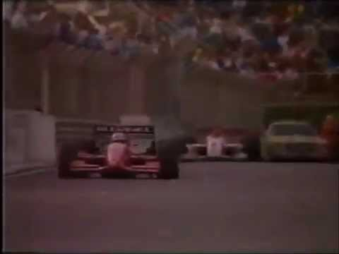 Clipe do Retorno de Michael Andretti ao Circo da Indy em Surfers Paradise 1994