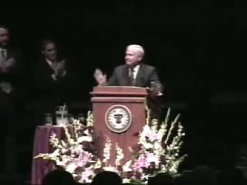 Secretary of Defense Dr. Robert Gates' Aggie Muster Speech