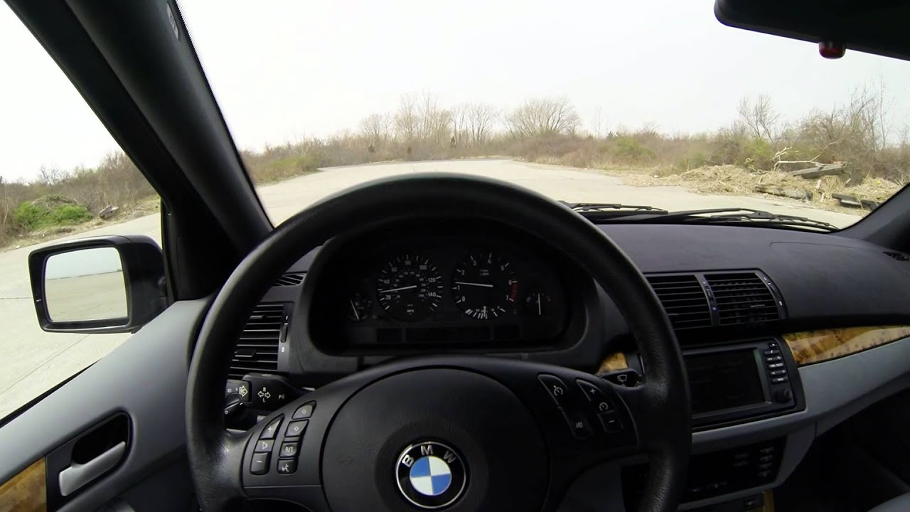 2003 Bmw X5 4 4 Sport For Sale Sold Youtube