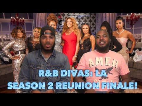 R&B Divas LA Season 2 Reunion Part 2 Review