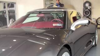 Spyker C8 Laviolette-Super rare Dutch Supercar
