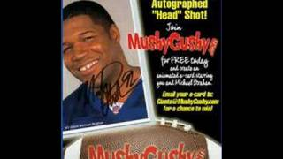 Autographed Michael Strahan Poster, Win One Today!