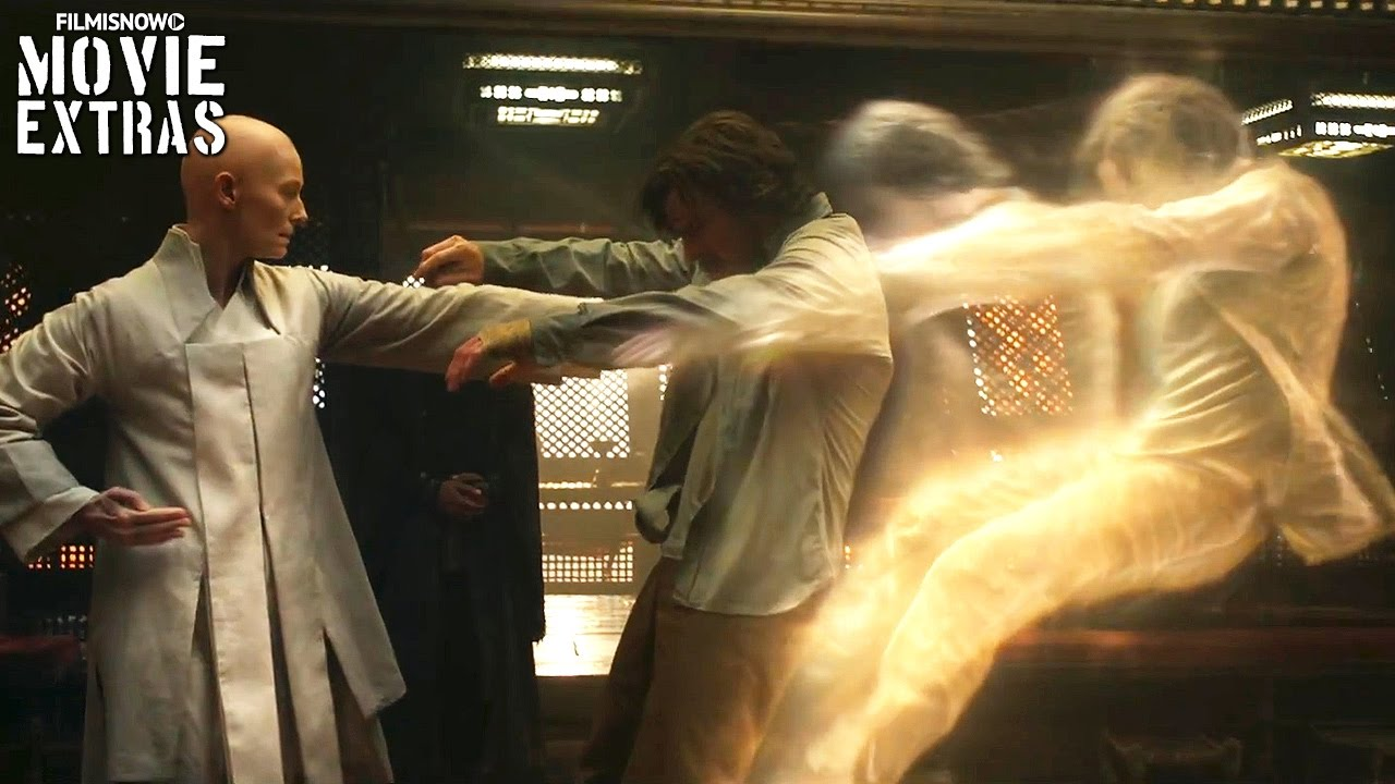 Marvel's Doctor Strange 'Screenvision' Featurette (2016)