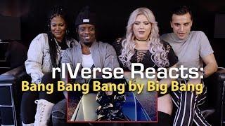 rIVerse Reacts: Bang Bang Bang by Big Bang - M/V Reaction