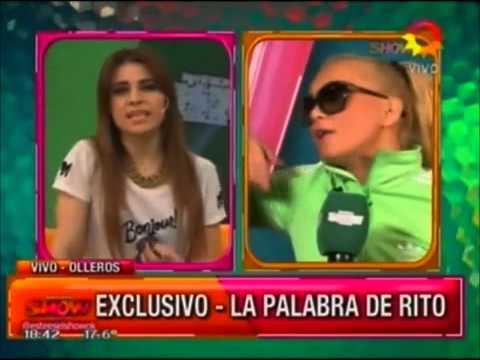 María Eugenia Ritó negó una recaída: