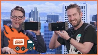 Zelda And Switch Impressions - Kinda Funny Morning Show 02.27.2017
