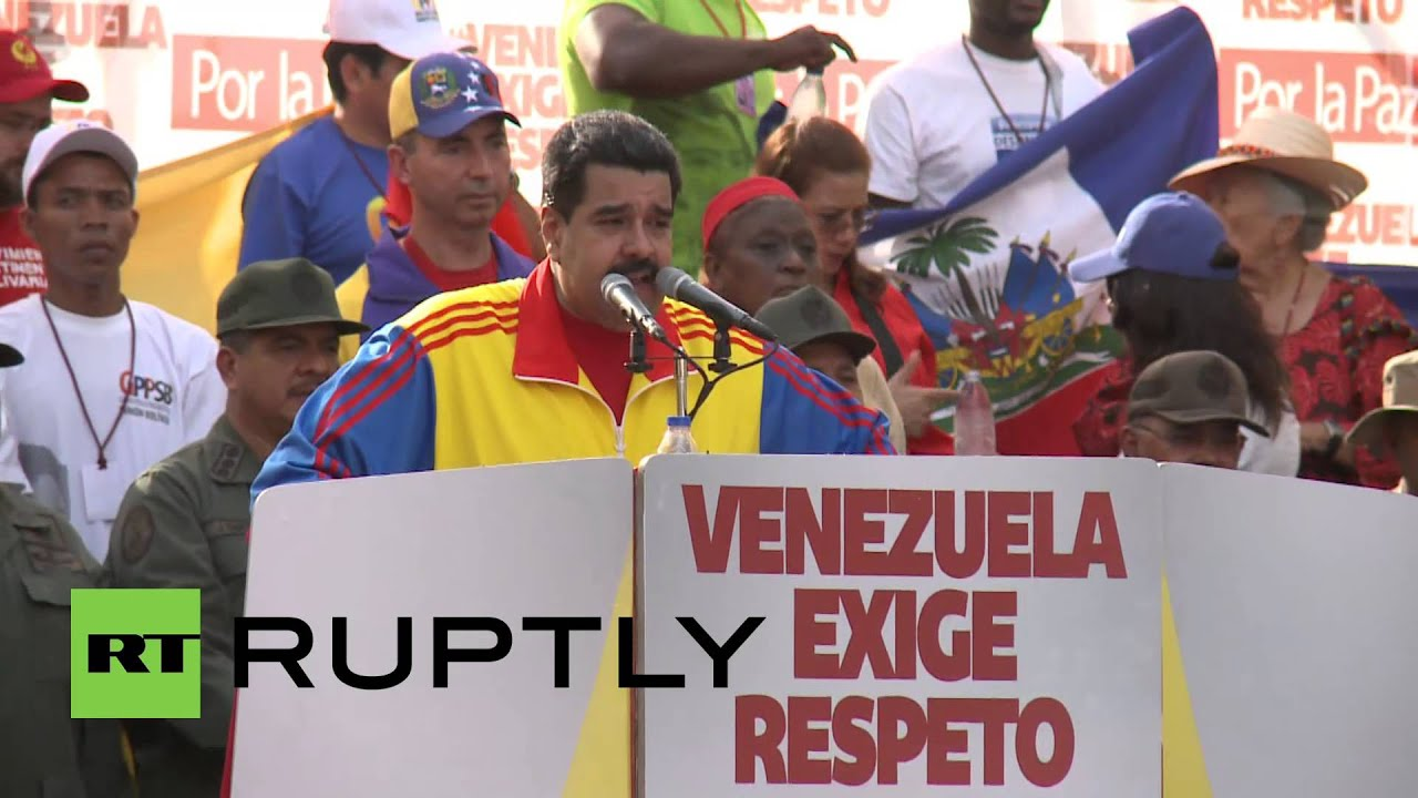 Venezuela: Maduro to send 3,000 troops to border with Colombia