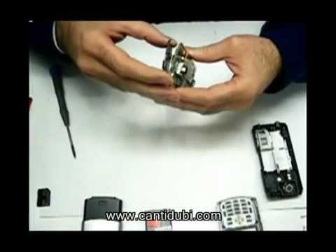 Desmontar Nokia N70