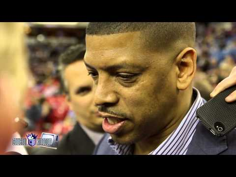 Kevin Johnson on David Stern's latest comments on Mark Mastrov Kings' bid